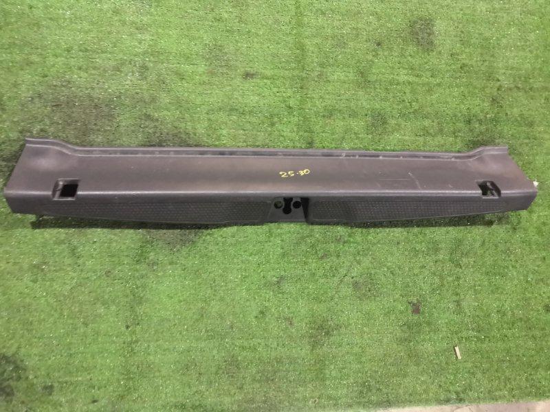 Накладка багажника Honda Stream RN3 K20A