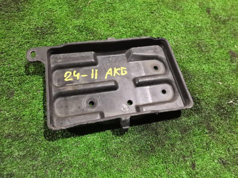 Полка под аккумулятор Toyota Passo KGC15 1KR-FE