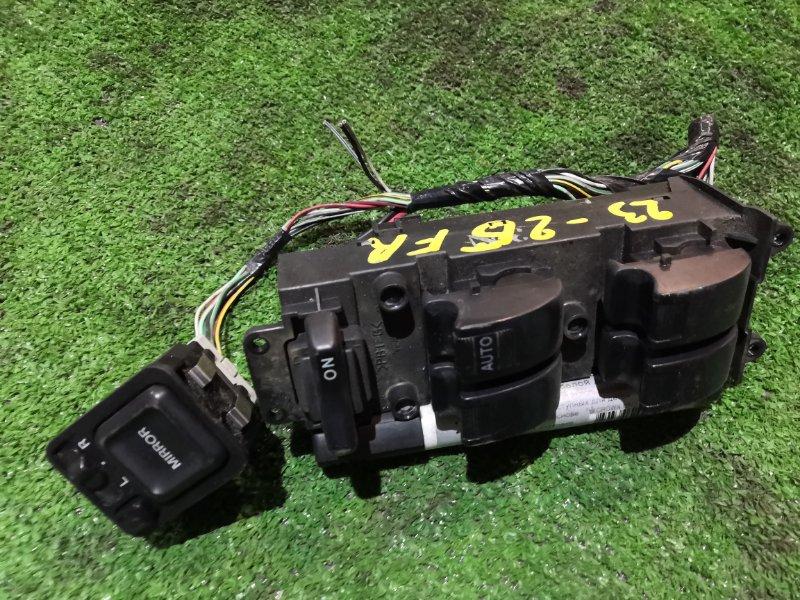 Блок управления стеклоподъемниками Honda Odyssey RA6 F23A