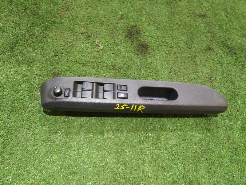 Блок управления стеклоподъемниками Suzuki Splash XB32S K12B