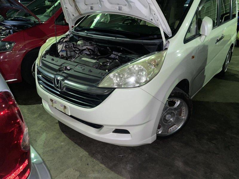 Авто на разбор Honda Stepwgn RG1 K20A