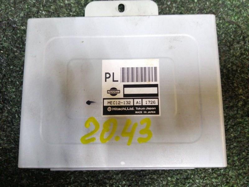 Блок управления двс Nissan Tino HV10 SR20DE