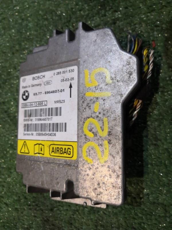 Блок управления airbag Bmw 118I E87 N46 2005