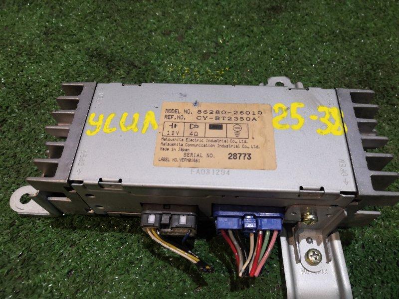 Усилитель звука Toyota Hiace KZH106W 1KZ-TE