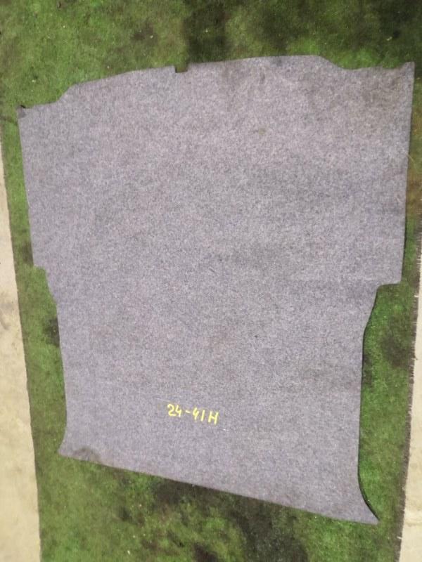 Пол багажника Bmw 328I E46 M54B25 1998
