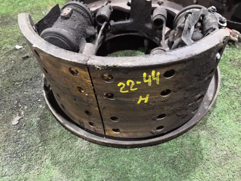 Колодки тормозные Isuzu Forward FRR34L4 6HK1-T 2006 задние
