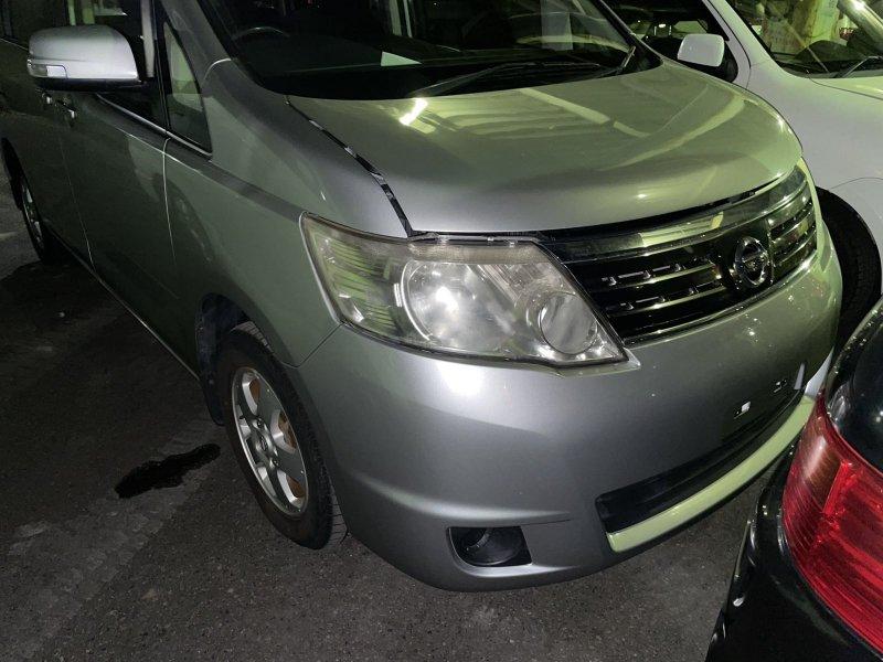 Авто на разбор Nissan Serena C25 MR20DE 2008