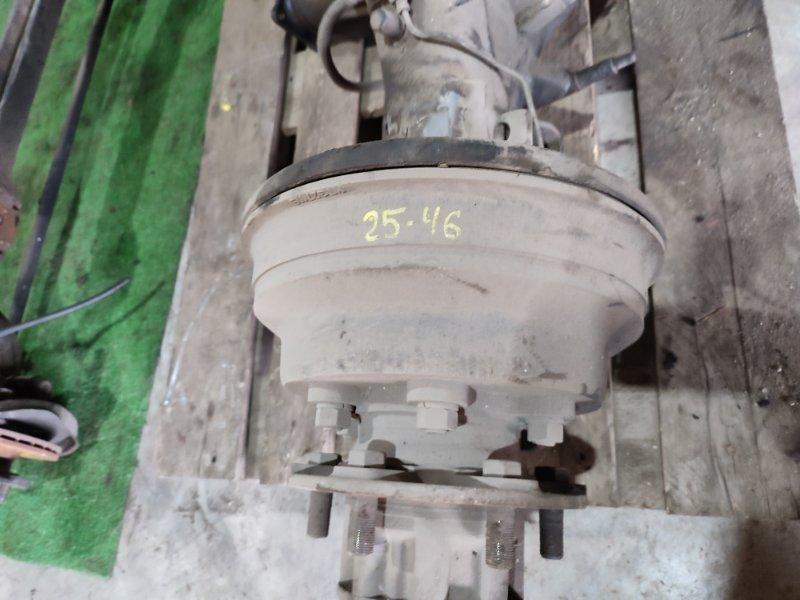 Барабан тормозной Mitsubishi Canter FE305B 4D30 1991 задний правый