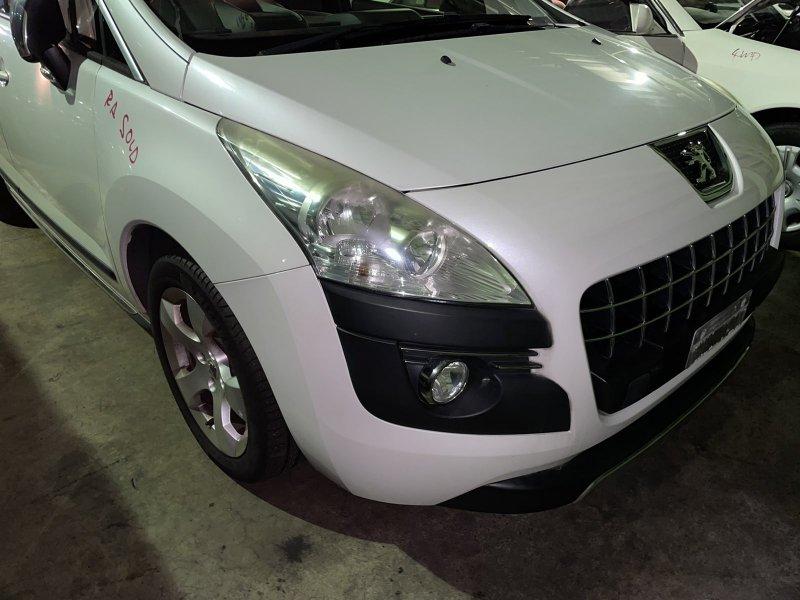 Авто на разбор Peugeot 3008 10FJBW 2011
