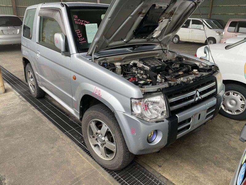 Авто на разбор Mitsubishi Pajero Mini H58A 4A30