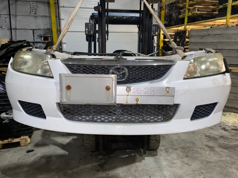 Nose cut Mazda Familia BJ5P ZL 2002