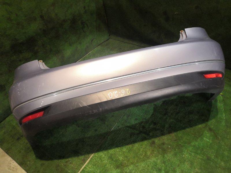 Бампер Nissan Bluebird Sylphy KG11 MR20DE 2005 задний