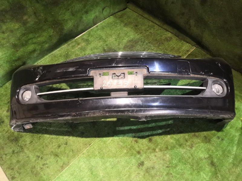 Бампер Nissan Tiida NC11 HR15 2005 передний
