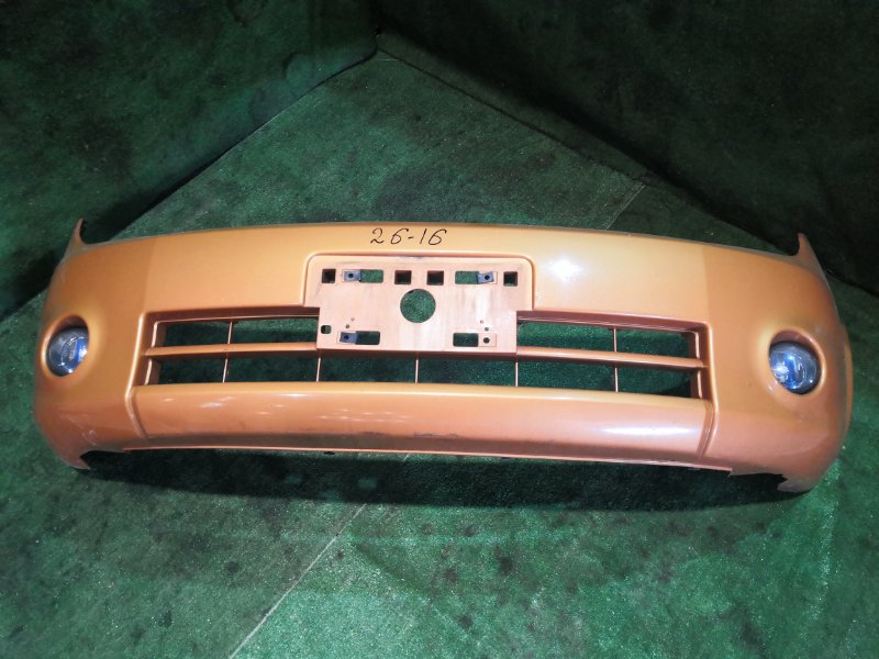 Бампер Nissan Lafesta B30 MR20DE 2005 передний