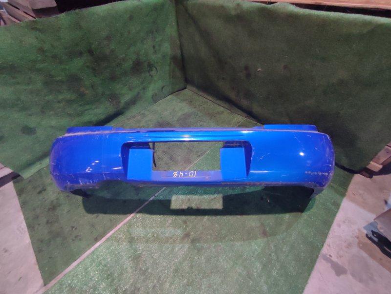 Бампер Subaru Impreza GD2 EJ15 задний
