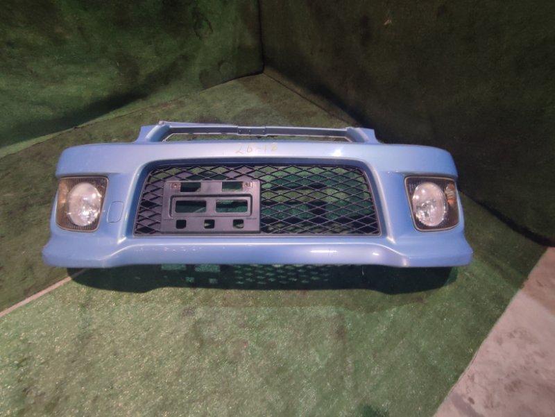 Бампер Subaru Pleo RA2 EN07 2005 передний