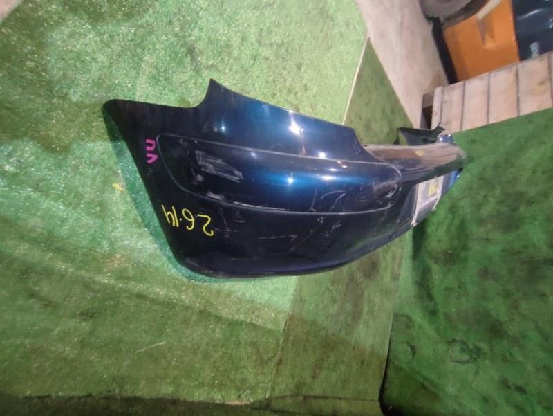 Бампер Peugeot 307 NFU (TU5JP4) 2008 задний