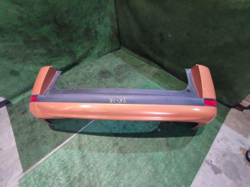 Бампер Nissan Lafesta B30 MR20DE 2005 задний