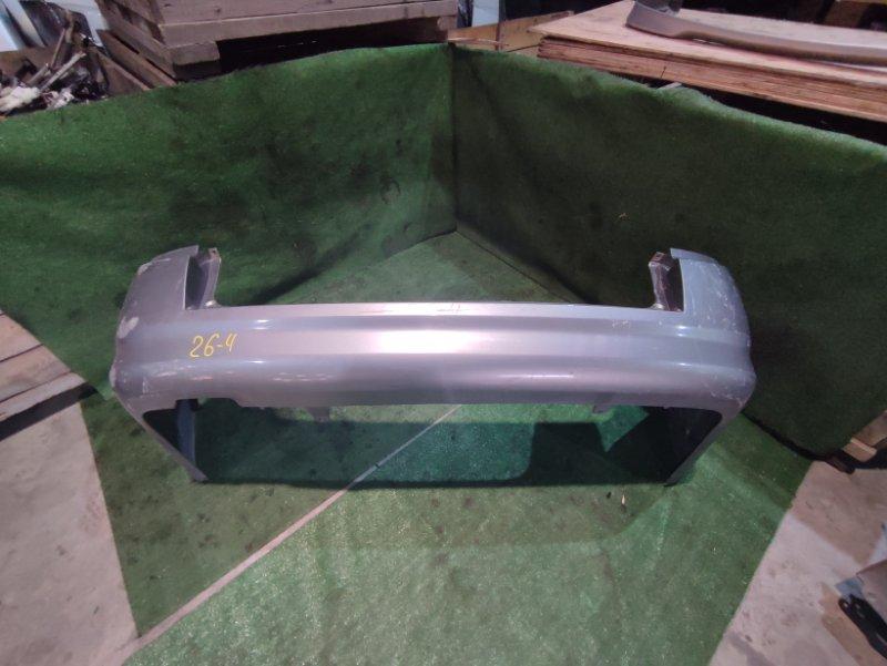 Бампер Nissan Stagea NM35 VQ25DD 2004 задний