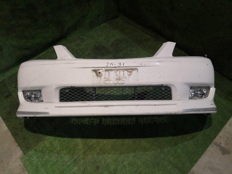 Бампер Mazda Mpv LWEW FS 2002 передний