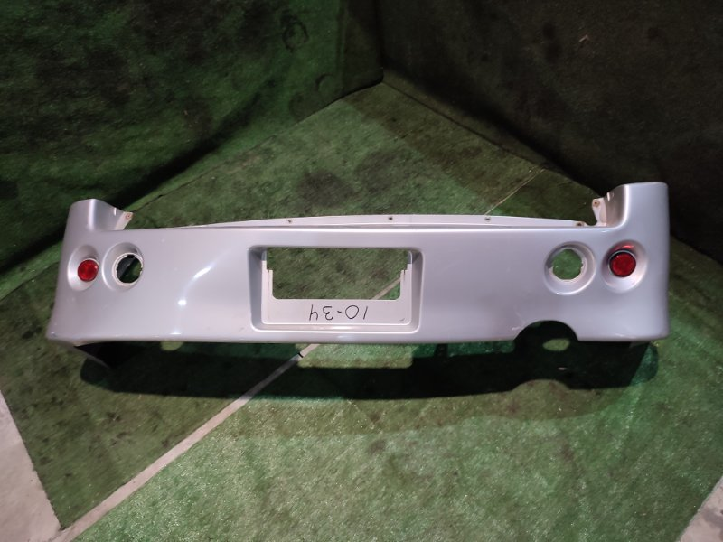 Бампер Mitsubishi Rvr N74W 4G64 задний