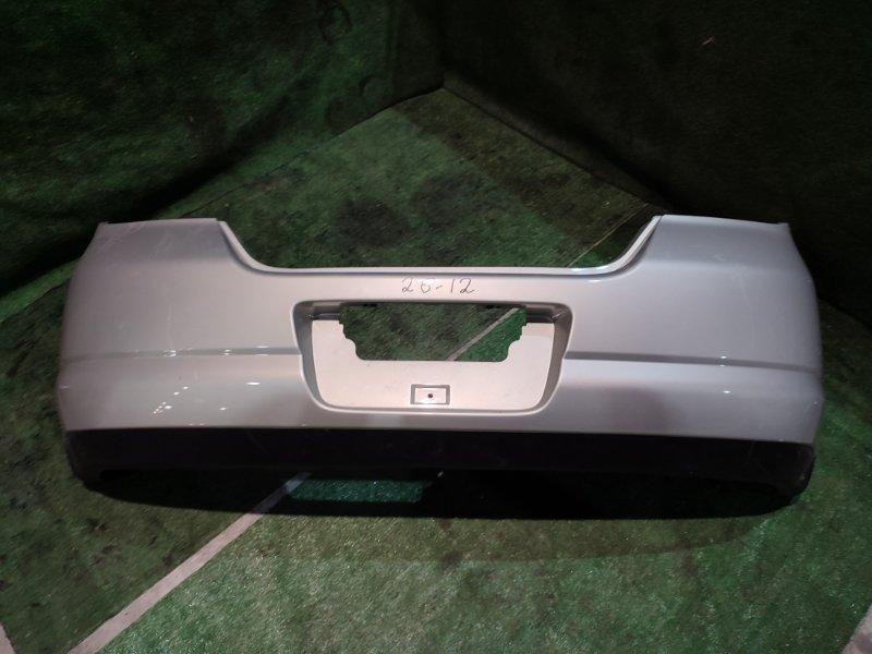 Бампер Nissan Tiida C11 HR15DE 2006 задний