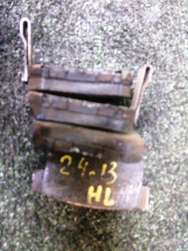 Колодки тормозные Honda Stepwgn RF4 K20A задние