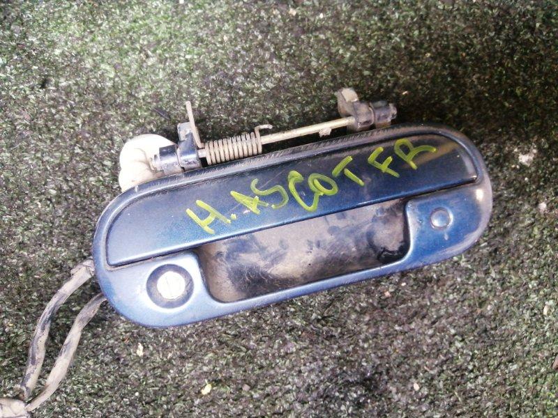 Ручка наружная Honda Ascot передняя правая