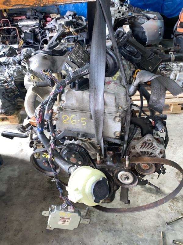 Проводка двигателя Nissan Ad VHNY11 QG18DE 2002