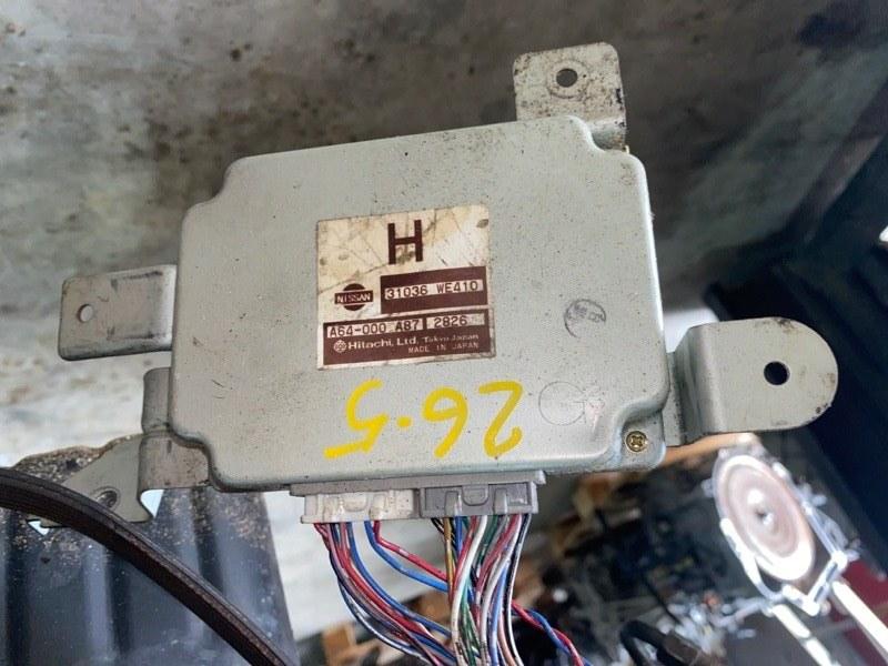 Блок управления кпп Nissan Ad VHNY11 QG18DE 2002