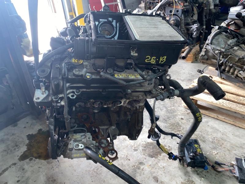 Двигатель Toyota Bb QNC20 K3-VE 2008