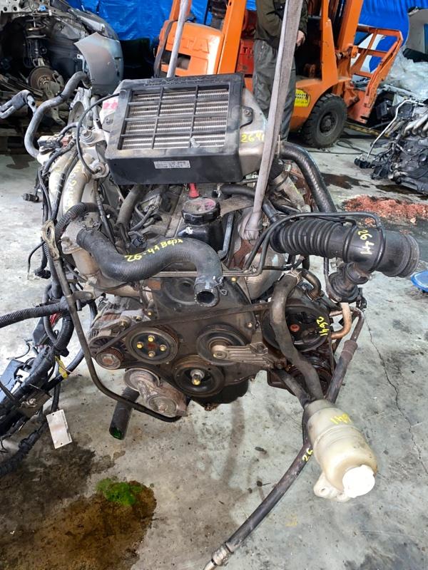 Двигатель Mitsubishi Pajero Mini H58A 4A30 2009