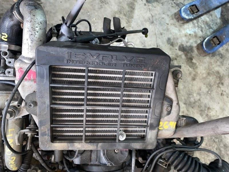 Радиатор интеркулера Mitsubishi Pajero Mini H58A 4A30