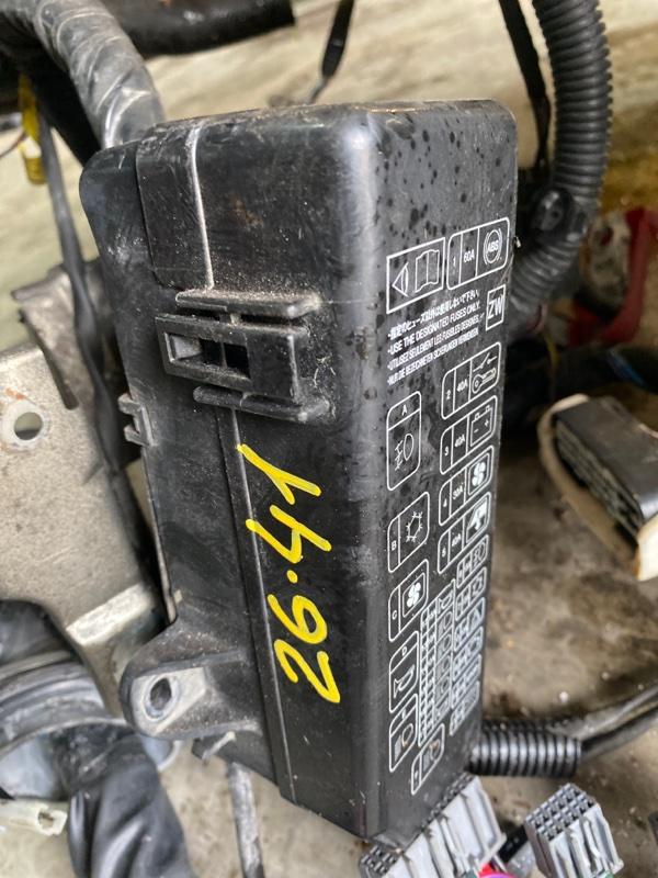 Блок реле и предохранителей Mitsubishi Pajero Mini H58A 4A30