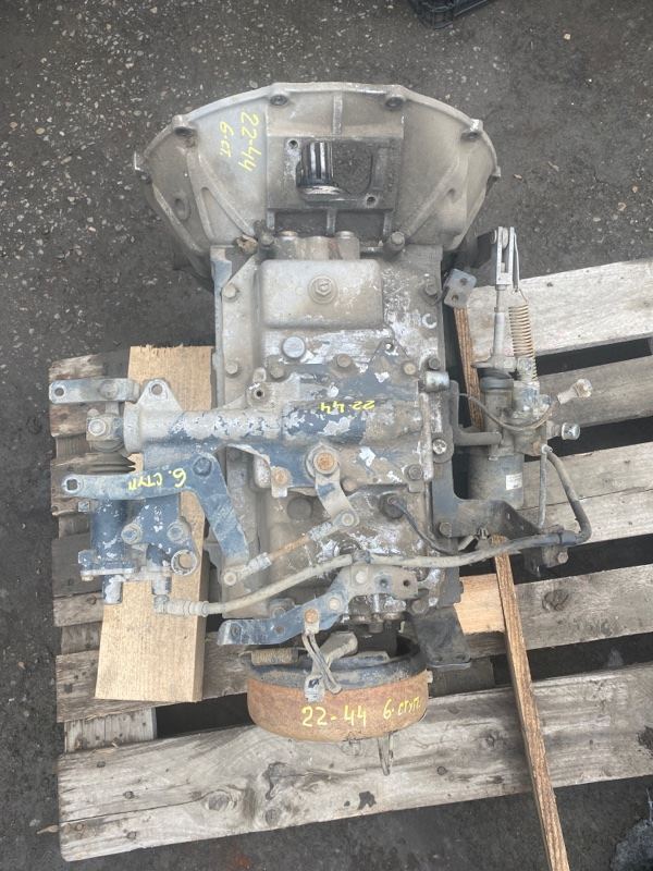 Мкпп Isuzu Forward FRR34L4 6HK1-T 2006