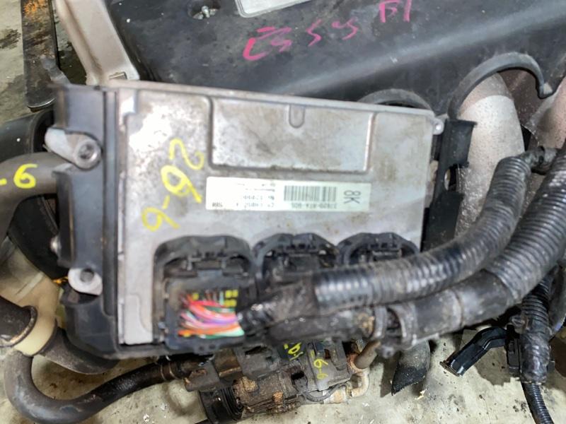 Блок управления двс Honda Stepwgn RG1 K20A