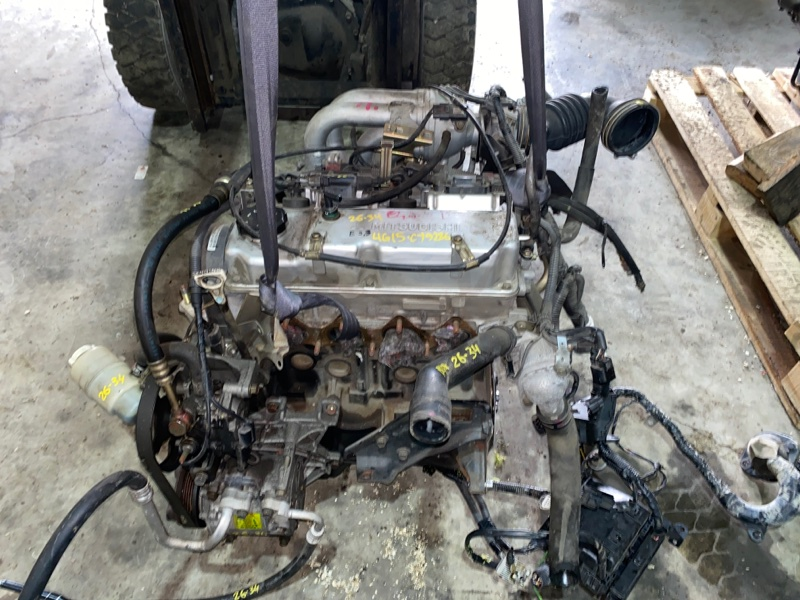 Двигатель Mitsubishi Lancer CS2V 4G15 2003