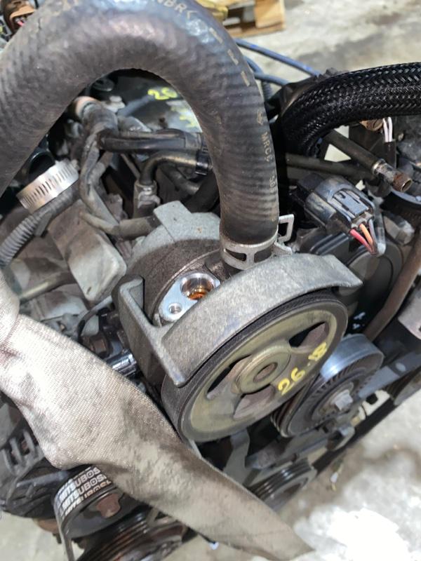 Насос гидроусилителя Subaru Pleo RA2 EN07 2005