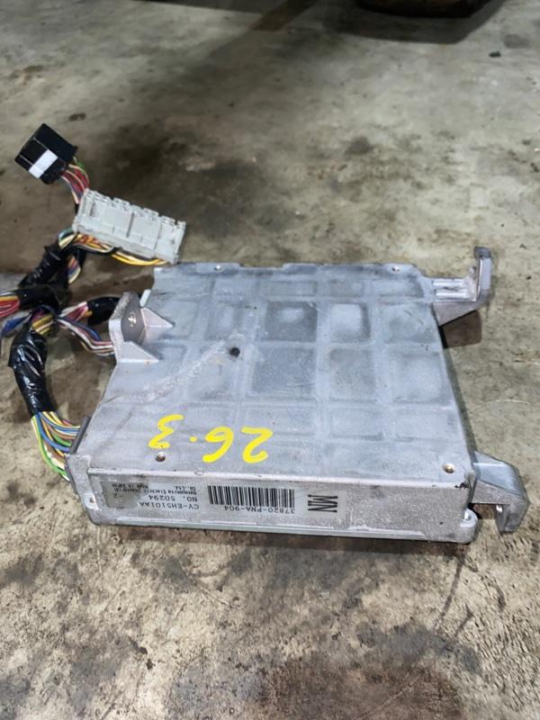 Блок управления двс Honda Stream RN3 K20A