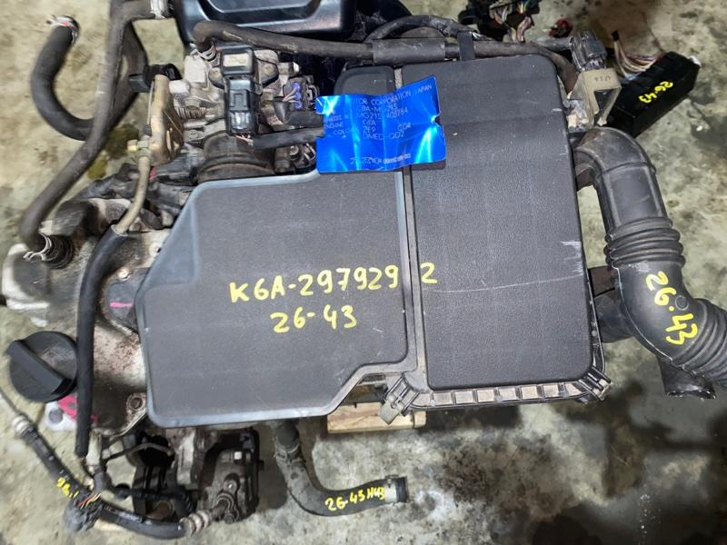 Корпус воздушного фильтра Nissan Moco MG21S K6A