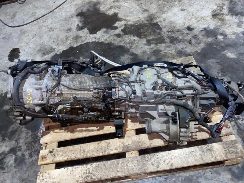 Акпп Mitsubishi Pajero V93W 6G72