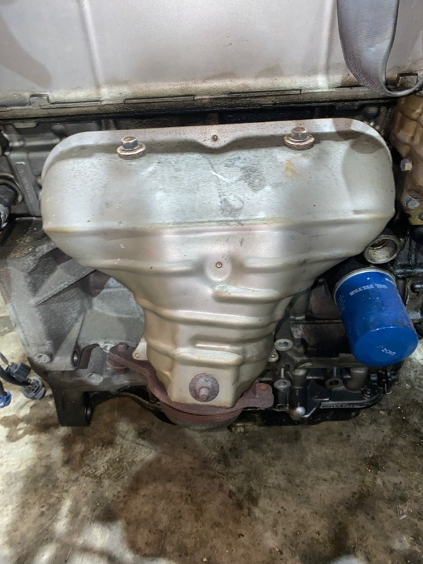 Коллектор выпускной Honda Stepwgn RF3 K20A