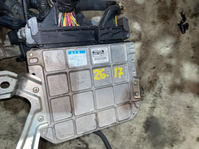 Блок управления двс Toyota Belta SCP92 2SZ-FE 2006