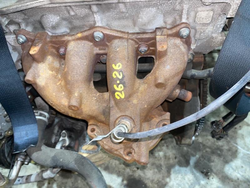 Коллектор выпускной Mazda Familia BJ5P ZL 2002