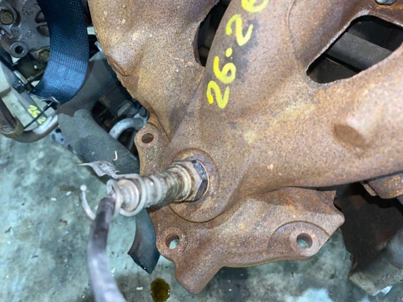 Лямбда-зонд Mazda Familia BJ5P ZL 2002