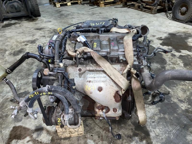 Двигатель Mazda Mpv LWEW FS 2002