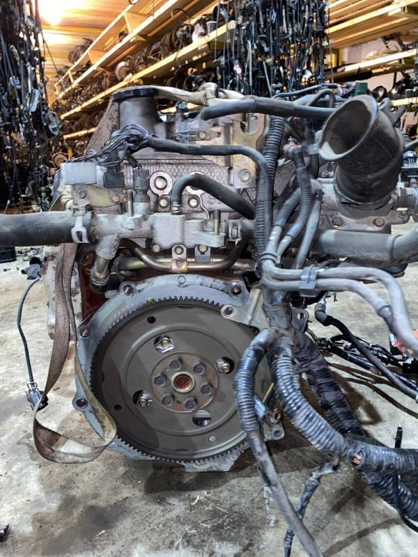 Проводка двигателя Mazda Mpv LWEW FS 2002