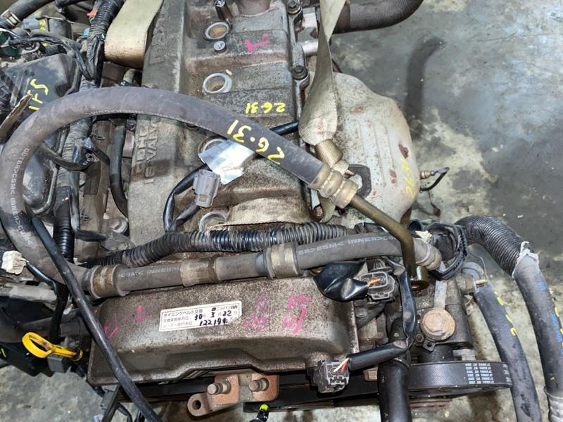 Шланг высокого давления Mazda Mpv LWEW FS 2002