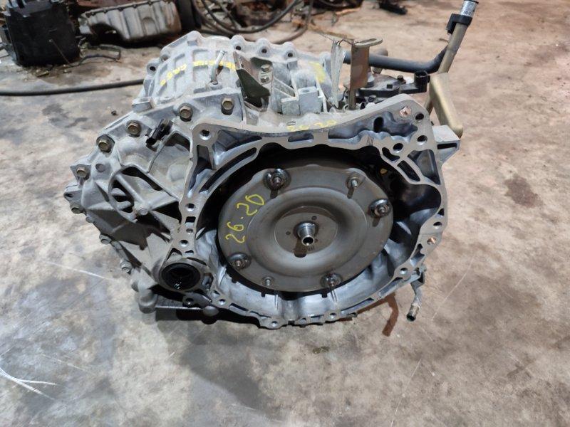 Акпп Nissan Bluebird Sylphy KG11 MR20DE 2005