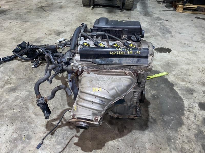 Двигатель Toyota Prius NHW20 1NZ-FXE 2007